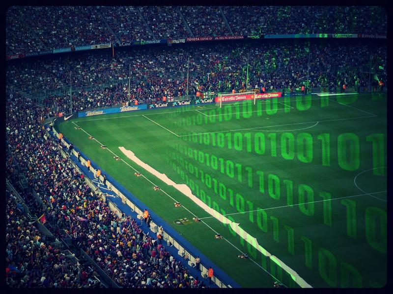 Camp Nou & Big Data