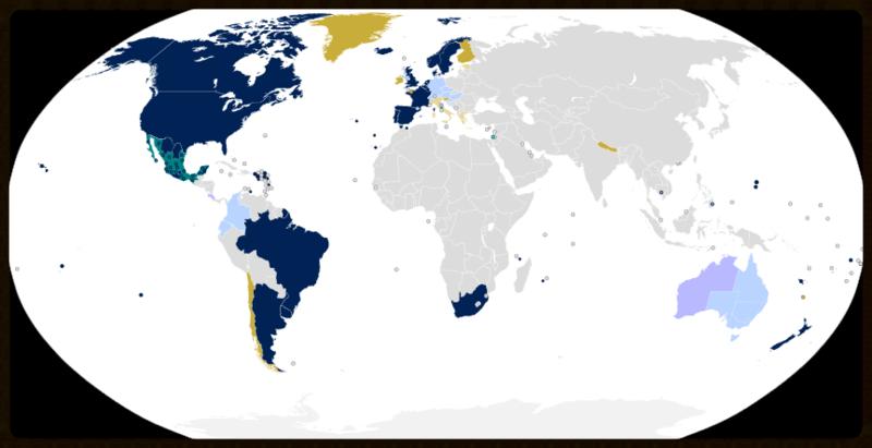 Legislación de igualdad de derechos al matrimonio
